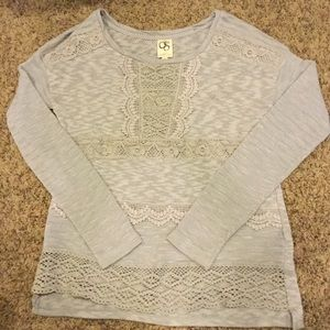 Anthropologie long sleeve light weight sweater